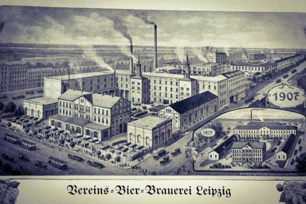 Vereins Bier Brauerei Leipzig - Free Walking Tour Leipzig - Leipzig Free Tours