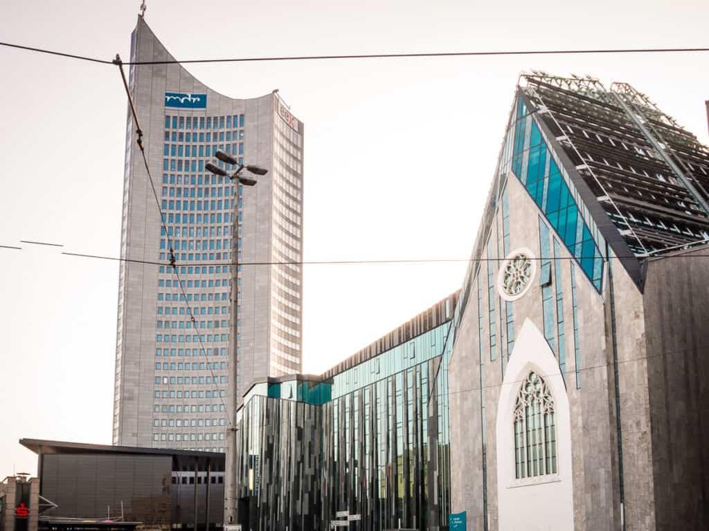 Uni-Riese Leipzig I Top Sehenswürdigkeiten in Leipzig