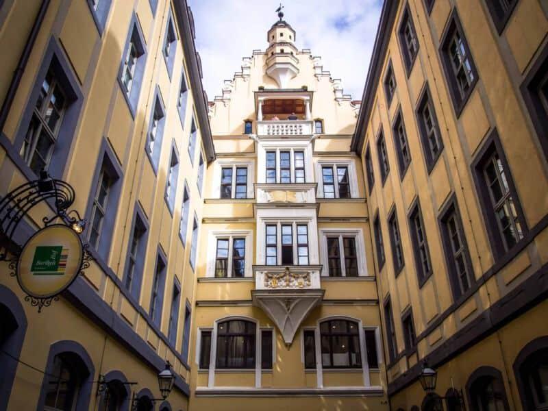 Barthels-Hof-Leipzig