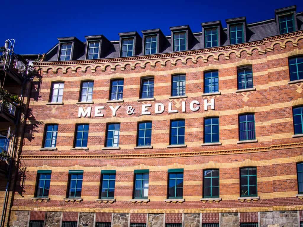 Mey & Edlich, Foto by Leipzig Free Tours