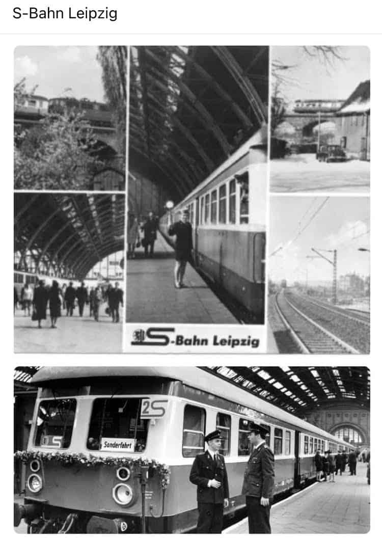 S-Bahn Leipzig I Leipzig Free Tours I www.leipzigfreetours.com