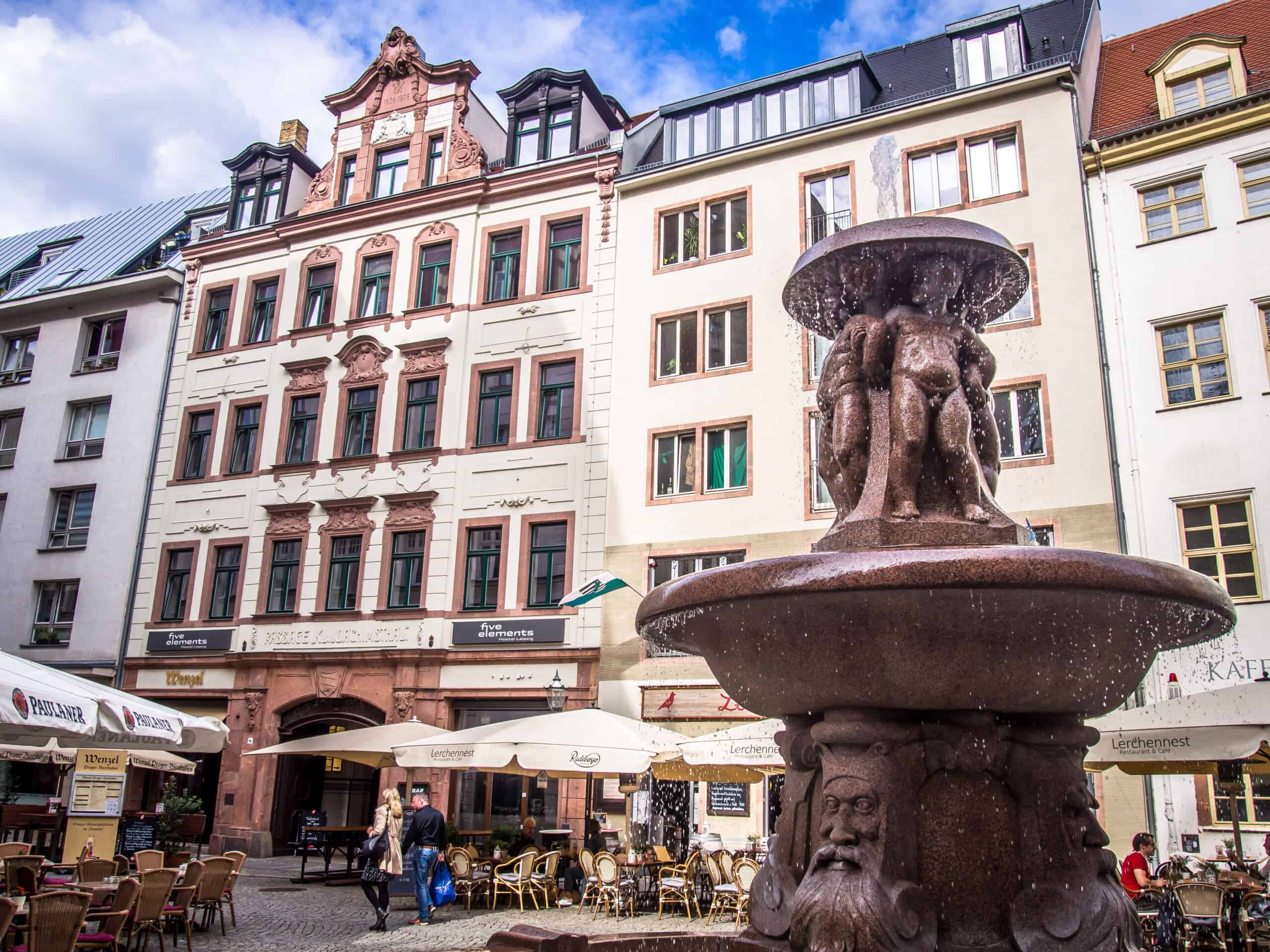 Leipzig I Free Walking Tour Leipzig I www.leipzigfreetours.com