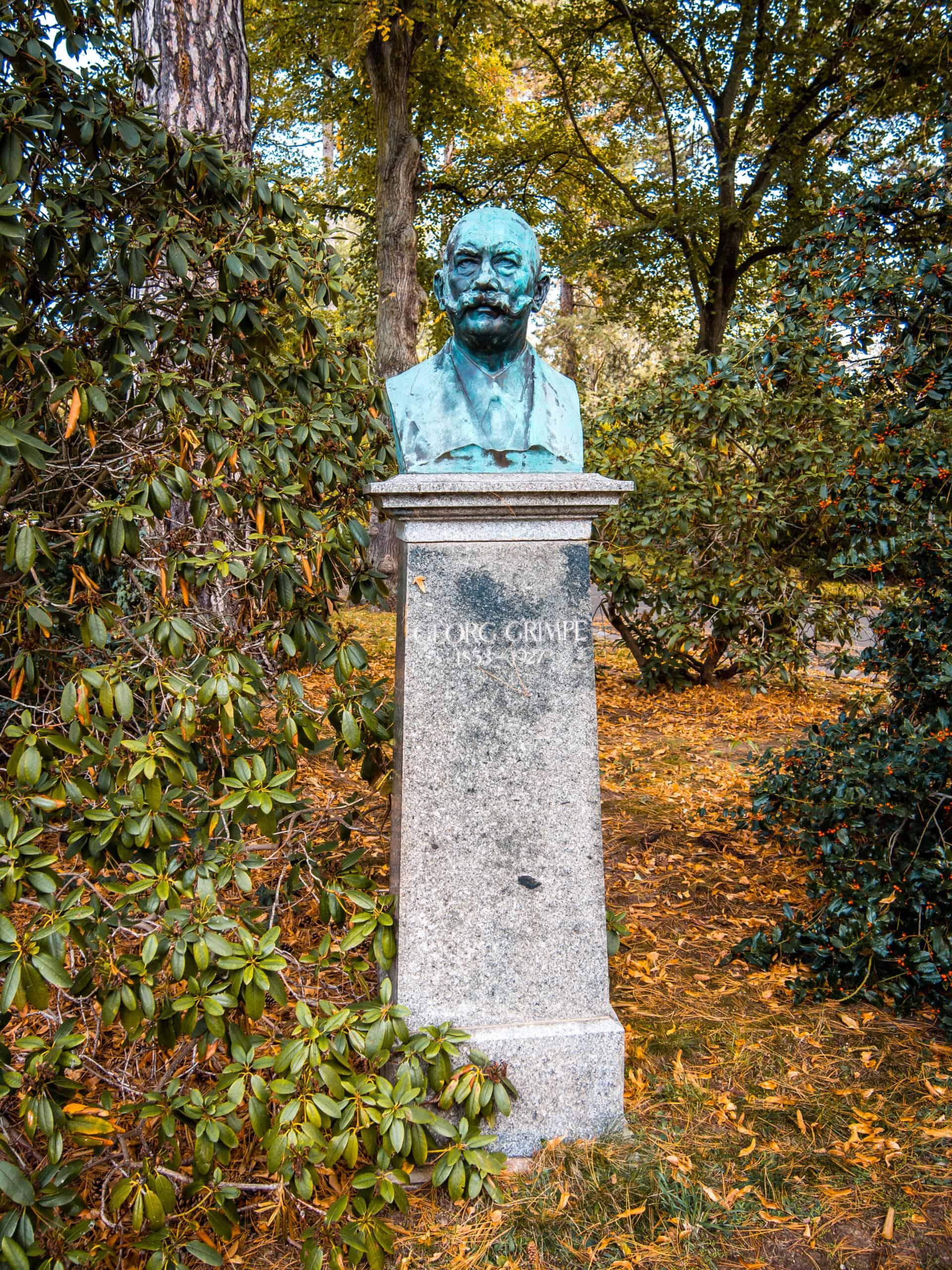 Südfriedhof Leipzig I Free Walking Tour Leipzig I www.leipzigfreetours.com