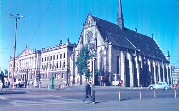 Paulinerkirche I Free-Walking-Tour-Leipzig