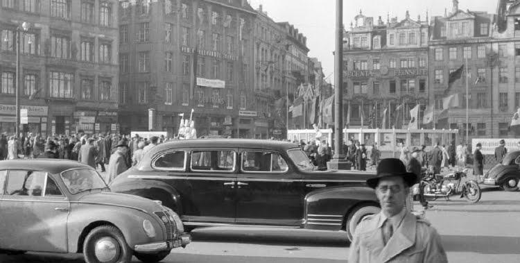 Markt während der Frühjahrsmesse 1957 I Free-Walking-Tour-Leipzig 5921